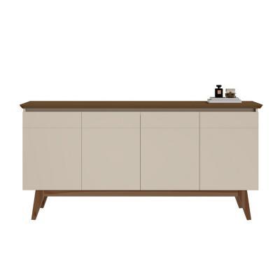 Buffet classic Blanco /Café 79x41cm