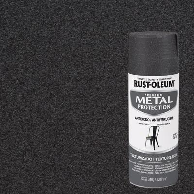 Aerosol MP texturado negro 340 gramos