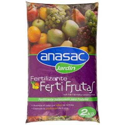 Fertilizante para frutales Fertifrutas 2 kg bolsa