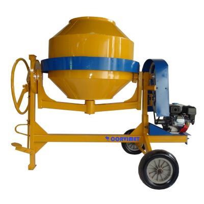 Hormigonera 400 litros 6,5 HP bencinera