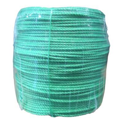 Rollo cuerda rafia standard 5 mm verde