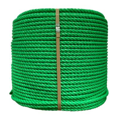 Rollo cuerda polipropileno 12 mm verde