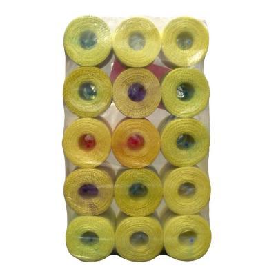 Bobina cordel tipo 1000 1 kg amarillo - 15 unidade