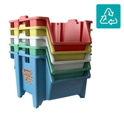 Kit reciclaje apilable 5 unidades