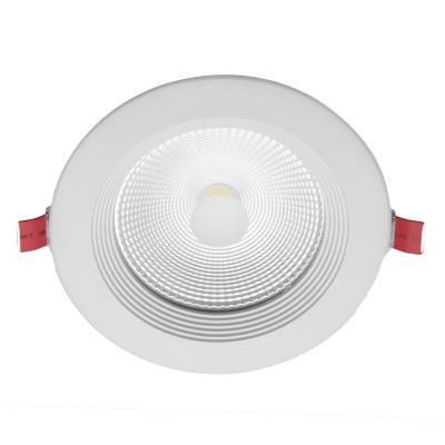 Foco LED embutido fijo 20 W luz día