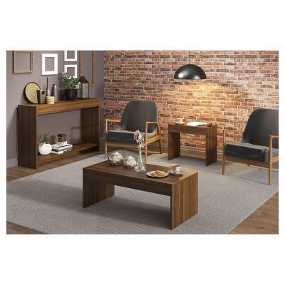 Set mesa de centro + 2 mesa laterales
