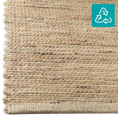 Pasillo Jacinto fibras naturales 50x200 cm natural
