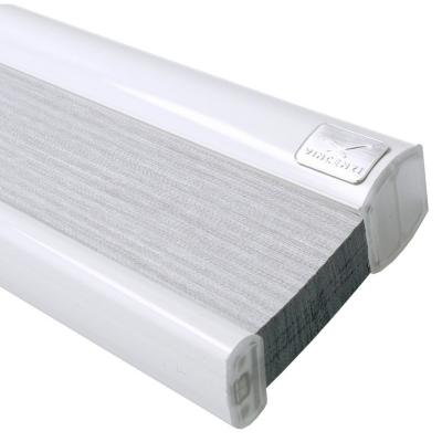Cortina honeycomb termo-acústicas blanca 1.80*2.40