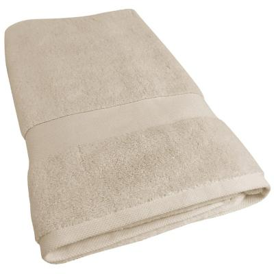 Toallón 90x150 cm beige