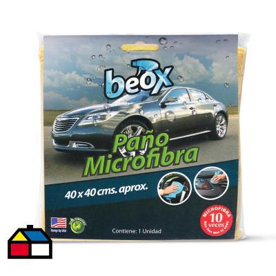 Paño de microfibra automóvil