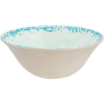 Bowl melamina 17,7x7 cm celeste 1 unidad