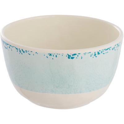 Bowl melamina 13 cm celeste 1 unidad