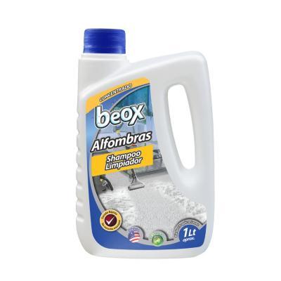 Limpiador shampoo alfombra 1 litro