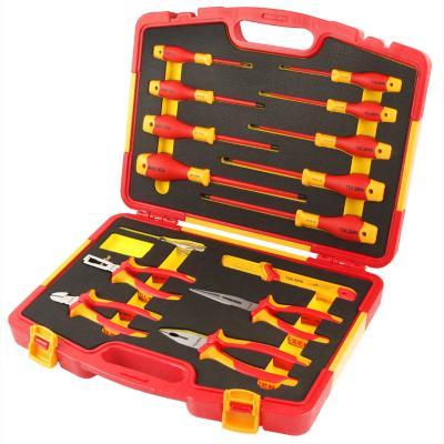 Set de herramientas aisladas 15 piezas