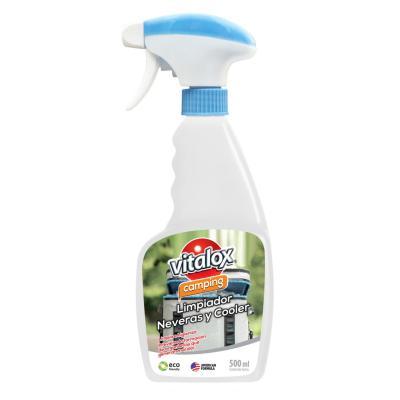 Limpiador neveras y cooler