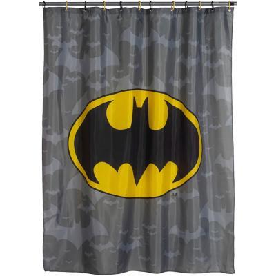 Cortina de baño Batman 180x180 cm