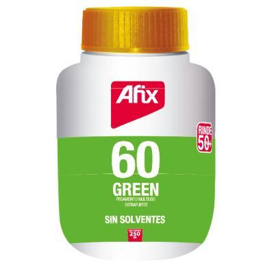 Afix 60 green pote 250 gramos