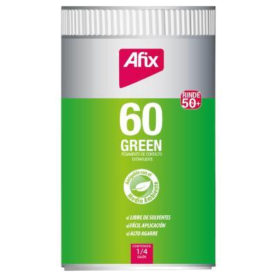 Afix 60 green tarro 1/4 galón