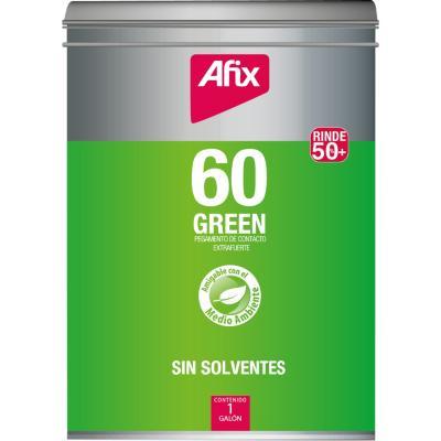 Afix 60 green galón 3.8 litros