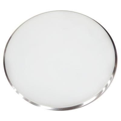 Plafón 30 cm Blanco Mate