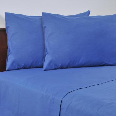 Sábana 144 Hilos king azul