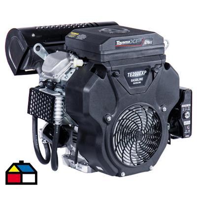 Motor a gasolina 20 HP partida eléctrica