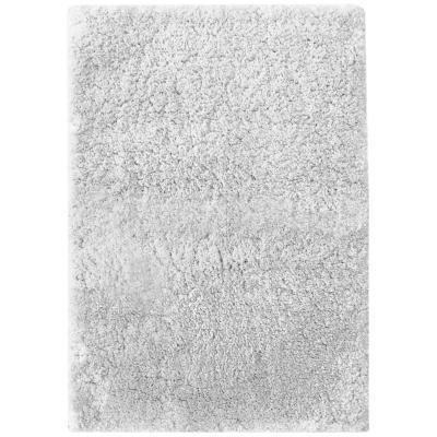Piso baño 48x75 cm poliéster blanco
