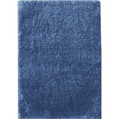 Piso baño 48x75 cm poliéster azul