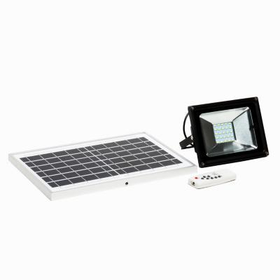 Foco solar led 30w