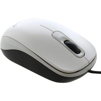 Mouse alambrico blanco