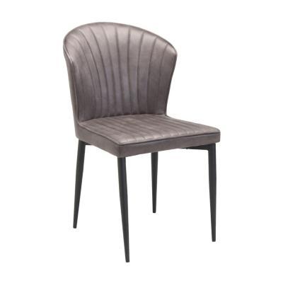 Silla bruselas 60x50x87 cm gris