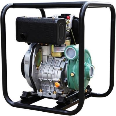 """Motobomba a diesel 2""""  7 HP alta presión"""