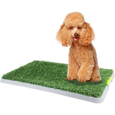 Repuesto de pasto sanitario para mascota alfombra todas las edades