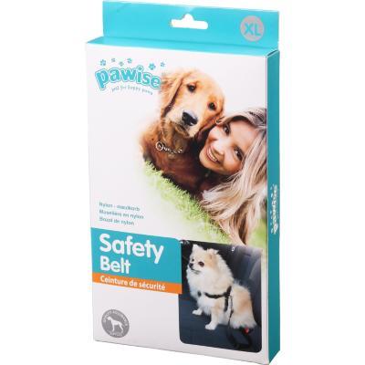 Arnés y cinturón de seguridad para perro talla S tela