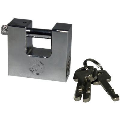 Candado de acero macizo reforzado 50 mm