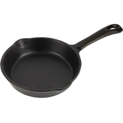 Sartén 15 cm hierro negro