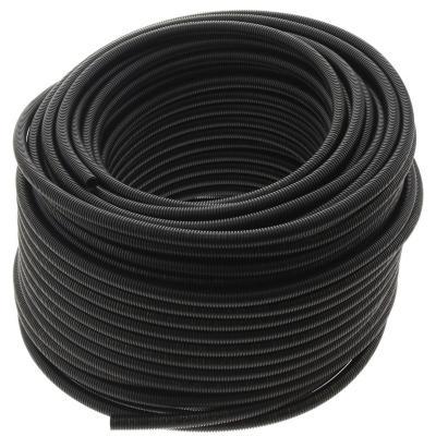 Tubo corrugado Libre Halógenos Ø16mm rollo 25 m