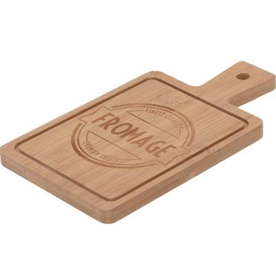 Tabla para queso 19x11,1 cm bambu