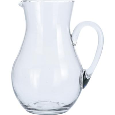 Pitcher vidrio transparente