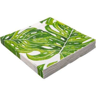Servilleta de papel 16,5x16,5 cm hojas 20 unidades