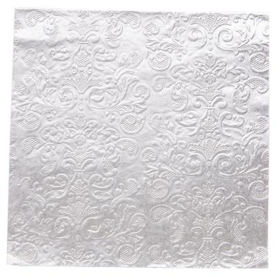 Servilleta de papel 16,5x16,5 cm linea 20 unidades
