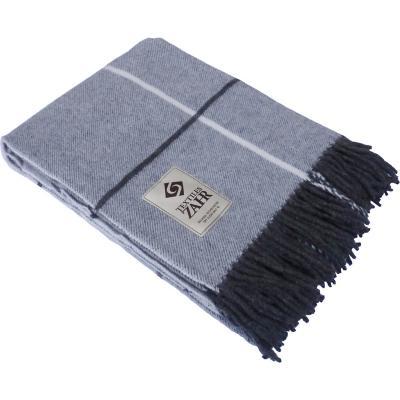 Chalón 125x170 cm gris check