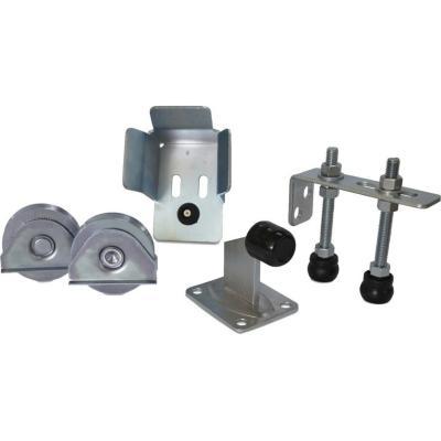 kit ruedas y accesorios para construir un portón mas seguro 600 kilos