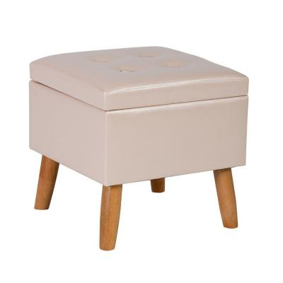 Pouf 40x4038,5 cm beige