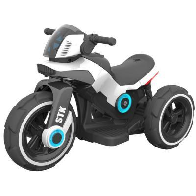 Triciclo moto Stk SW198 blanco