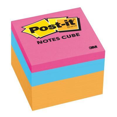 Mini cubo de notas adhesivas 400 hojas