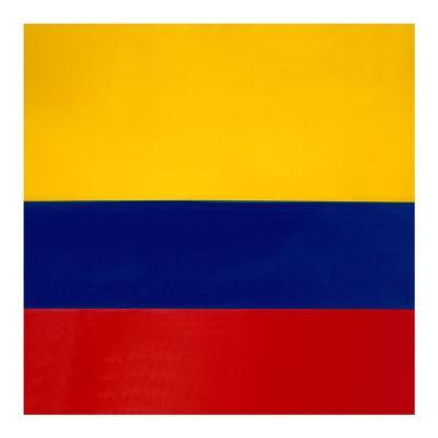 Bandera chilena bordada 90x150