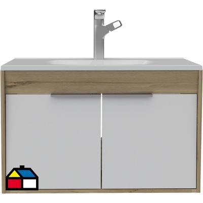Mueble lavamanos carter 80