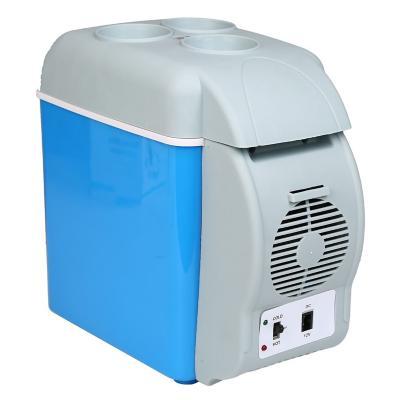 Cooler electrónico portable para camping 7 litros