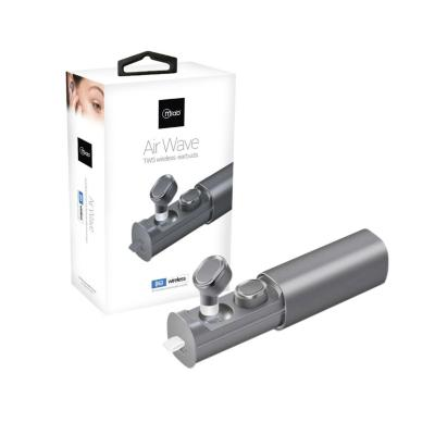 Audífono bluetooth Air Wave gris